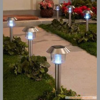 18 pack Outdoor Garden Solar Power Landscape Path Lights thorplccom