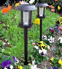 Solar Power Garden Lights